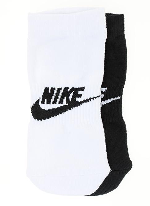 Nike Spor Çorap || 2'lü Çorap Renkli